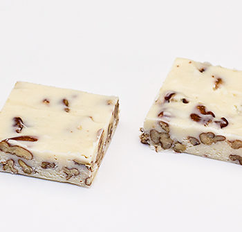 Bourbon Pecan Fudge