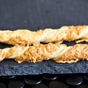 ollivander's magic wands /// crispy cheese straws