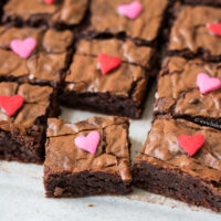 Tartine Fudgey Brownies