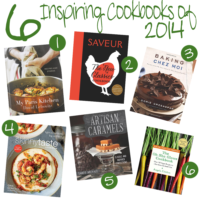 6 Inspiring Cookbooks of 2014