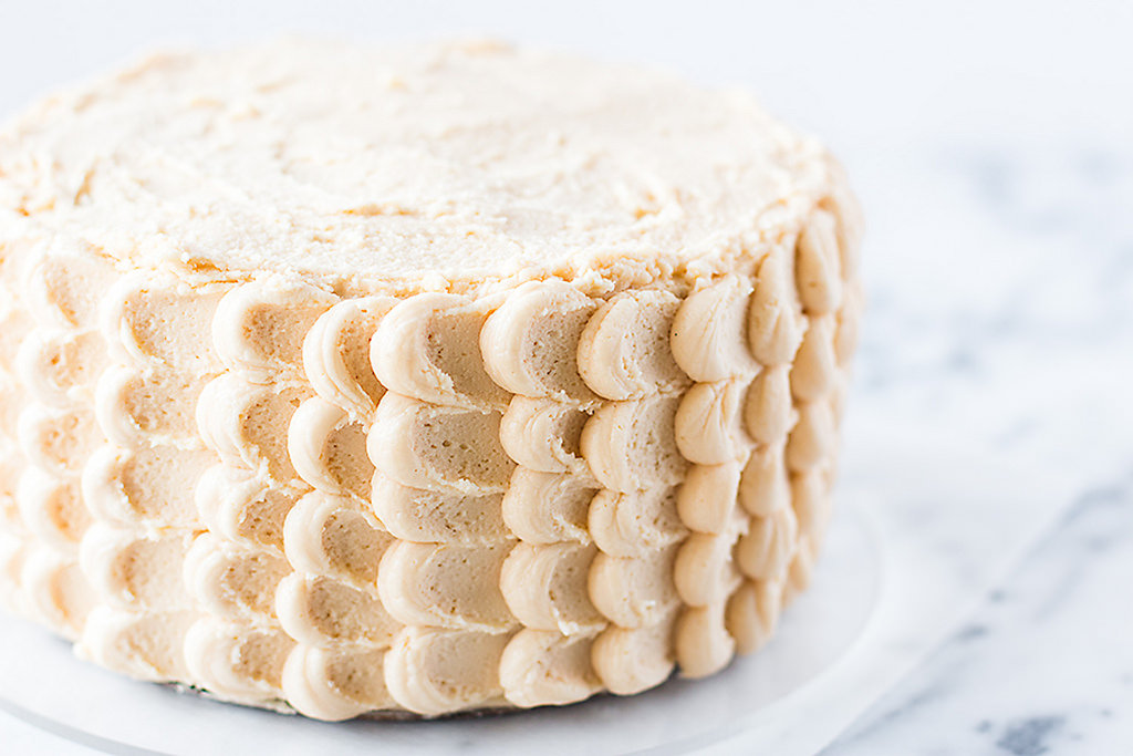Salted Caramel Cake Recipe salted caramel layer cake - bake love give
