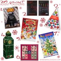 2015 Advent Calendars