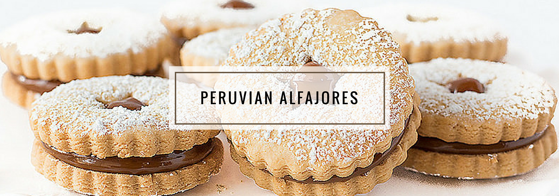 Peruvian Alfajores