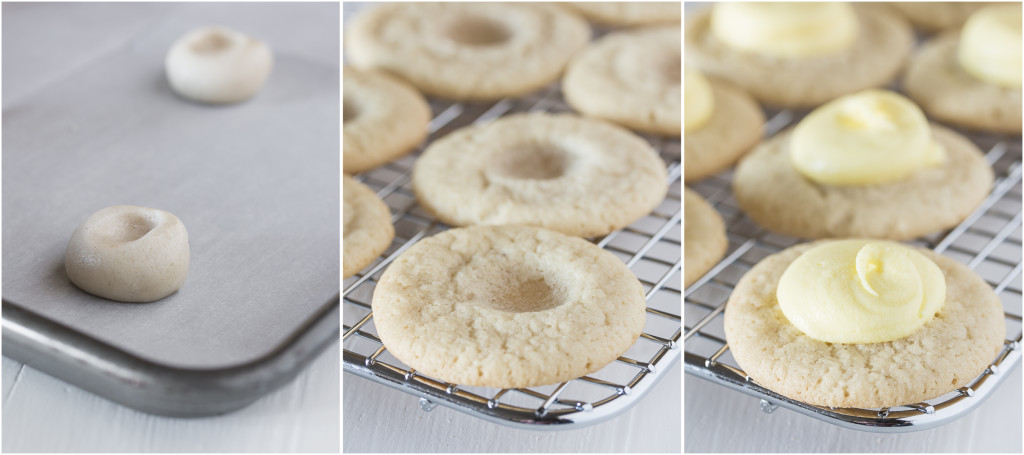 Simple Semi-homemade Philadelphia Cream Cheese Lemon Thumbprint Cookies #HostWithPhilly